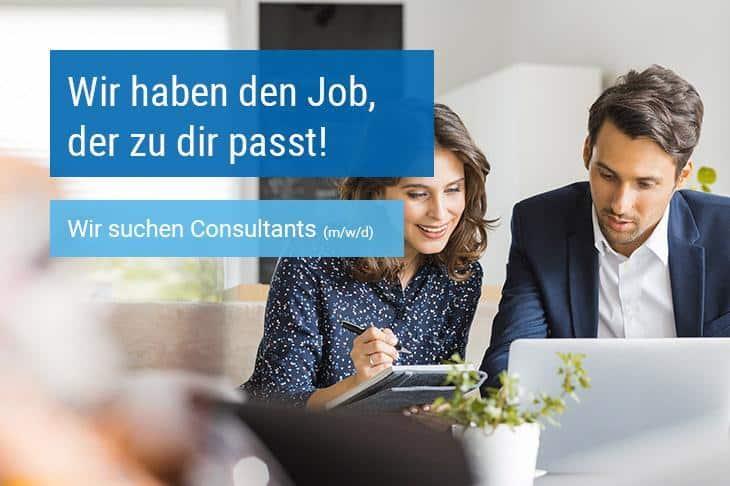 Consultants bei der IMS GmbH
