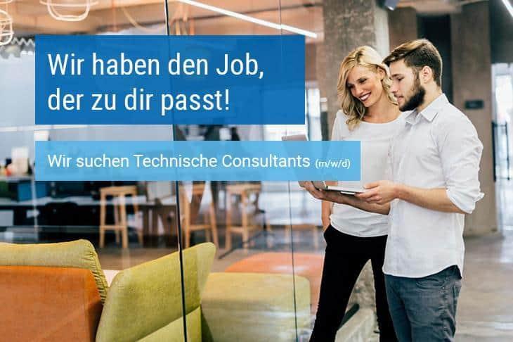 Technischer Consultant bei der IMS GmbH