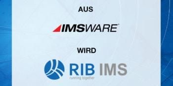 IMS GmbH becomes RIB IMS GmbH