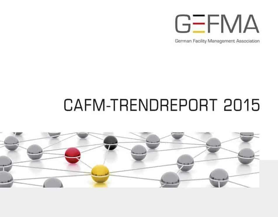 IMS at the top. GEFMA Trend Report 2015