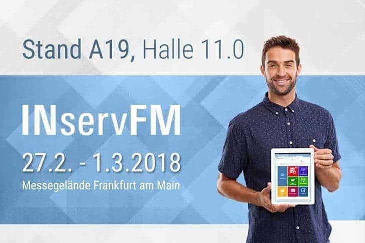 IMSWARE in Frankfurt auf der INservFM 2018
