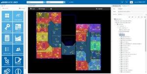Screenshot Theme iTWO Graphic CAD Screenshots IMSWARE »RIB IMS