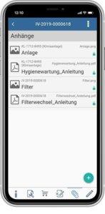 IMSWARE App Maintenance - attachments
