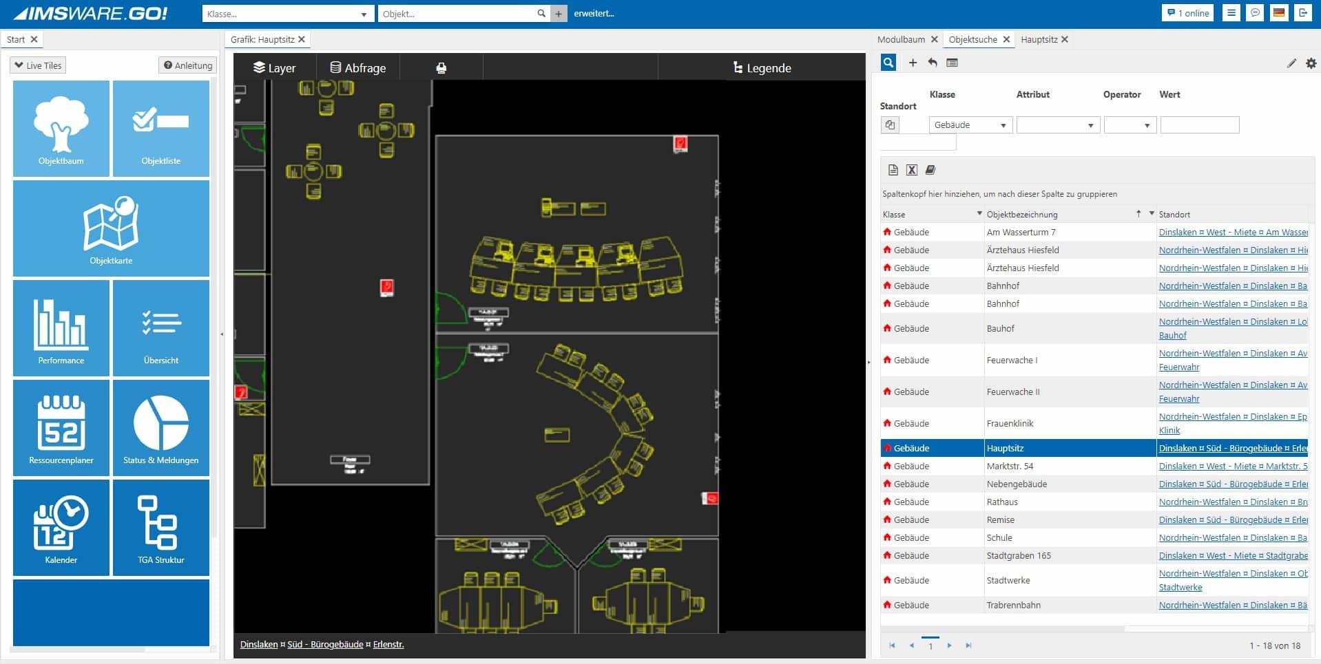 CAD Grafik Detailfenster CAD » RIB IMS
