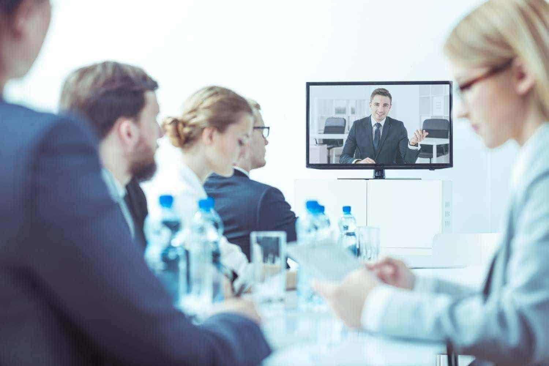 video conference IMS »RIB IMS
