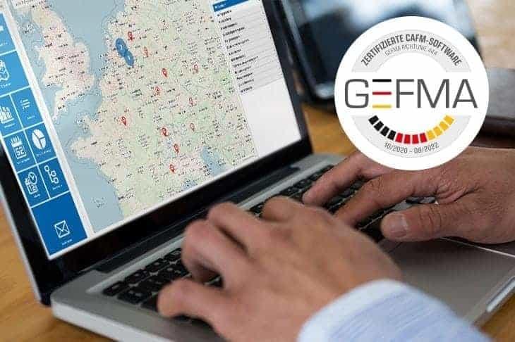iTWO fm GEFMA certified