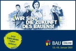 Get your Bau online ticket BAU 2021 »RIB IMS