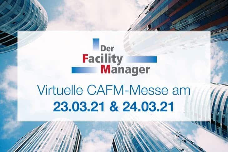 CAFM Messe 2021 Virtuell 1 CAFM-Messe » RIB IMS