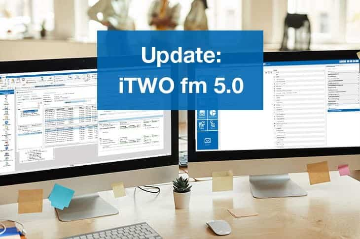 Release iTWO fm - Update to iTWO fm 5.0
