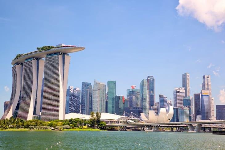 RIB IMS first customer in Singapore