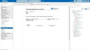 Locking system management report
