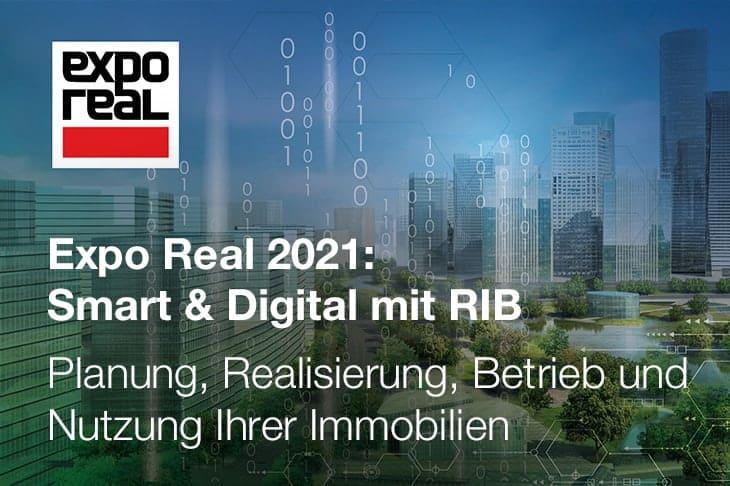 EXPO REAL 2021 - RIB IMS, RIB & Schneider Electric