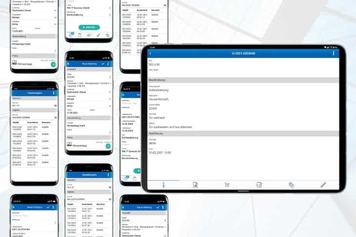 iTWO fm Apps - Drei neue Apps: Maintenance, Asset, Warehouse